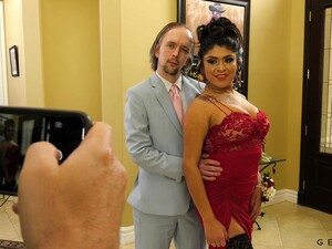 Dude Enjoying His New Transsexual GF And That Lewd Bitch Fucks Like Crazy