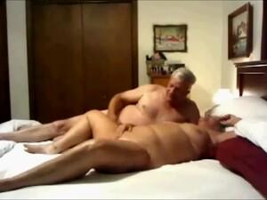 Mature Bisexual Trio Homemade