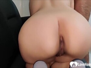 Delicious Girlfriend Of My Fiance Getting Hardcore Ass Fucked
