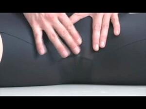 Rubbing My Big Clit Through See-through Panties While Watching PH