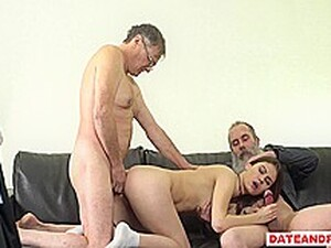 OLD-YOUNG - OLD MAN FUCKING YOUNG GIRL NEW-1