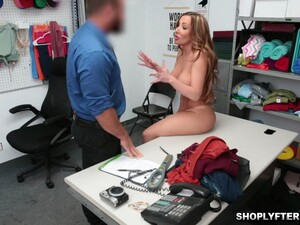 Richelle Ryan Lets The Officer Bangs Her Tight Milf Pussy In Every Position