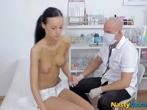 Horny Doctor Loves Tight Pussy