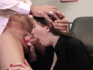 Full Office XXX Porn With A Thirsty MILF In Love