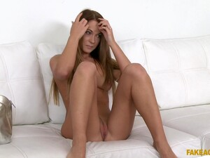Girl With Nice Tits, First Porn Audition