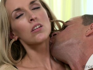 Smooth Lovemaking At Home With Cock Hungry Wife Jenny Simons