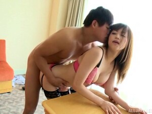 Dolled Up Chick Ishigami Satomi Seduced By A Handsome Lover