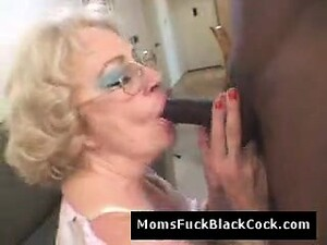 Blonde Mature Kitchen Food Rimjob Doggy Interracial
