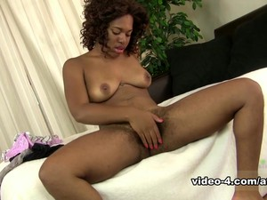 Amazing Pornstar In Exotic Black And Ebony, Hairy Xxx Video
