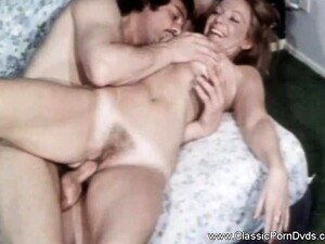 Vntage Sister Spies Brother Fucking Cousin