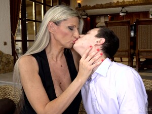 Nicely Packed Mature Whore Conchita Is More Than Ready To Be Fucked