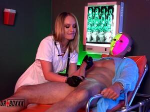 Daisy Stone-nurse Just Doing Her Job