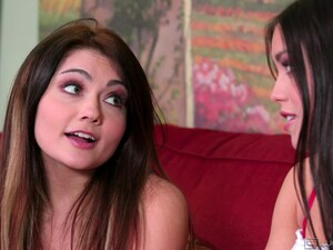 Whitney Wright, Alina Lopez - Almost Caught Cheating