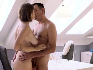 OLD4K. Marina Visconti Needs Old Dick When Preparing