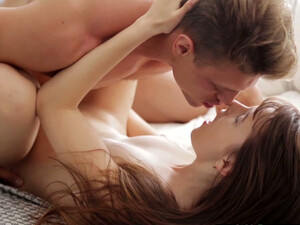 Sweet Couple Having Luscious Sex With Each Other O The Double Bed