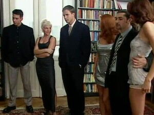 Amazing Group Sex Action Packed With Anal Sex And Facials