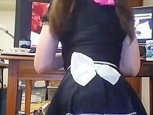 Uppity Sissy Maid