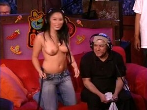 The Howard Stern Show, The Mexican Delivery Game With British Porn Star Roxy Jezel, Gina Lynn 2008