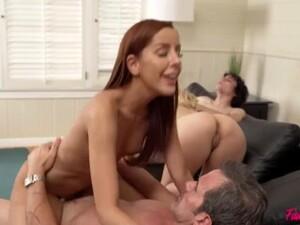 Mom Goes Nude