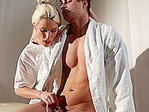 The Masseuse Made For The Black Domination And Hard Sex...