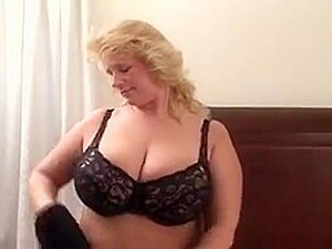 Bbw Blonde Busted Out