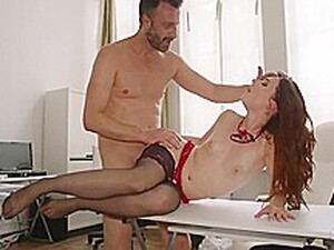 Pascal White And Mariska X - My Stepmother Is A Slut - 2018 Full