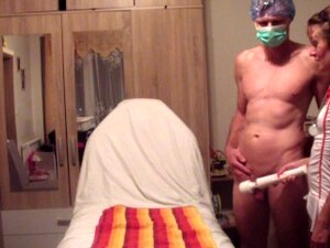 Young Russian Doctor Kabayeva Exams And Fucks Her New Client Including Anal Sex - Part 1
