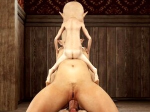 Monster Sex 02 - Featuring Gisella - Blackadder - Videocomics - 3d Porno