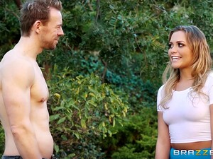Outdoors Fucking With Fit Girlfriend Mia Malkova Ends With An Orgasm