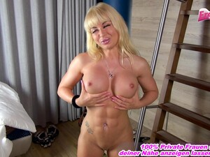 German Big Tits Muscle Teen Anal In Booty