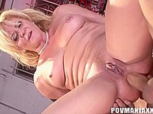 Mature Milf Ginger Lynn Gets Assfucked By Young Stud