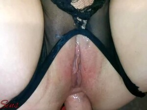 First Time Anal For Curvy Redhead - Creampied And Loves It