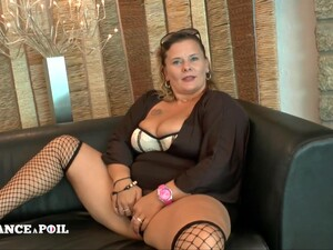 La France A Poil - Bbw Mom Addicted To Sex Trying Doubl