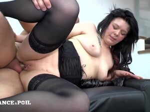 La France A Poil - First Time Casting Couch Of A Pretty