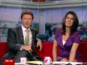 News Anchor Upskirt Compilation With Slow Motion Scenes