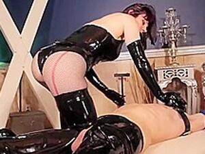 Mistress Smothered Captive Slave