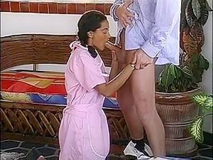 Latina  Maid Paola Sodomized