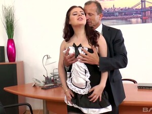 Fucking Hot Nasty Chick Lexie Candy Gets Her Pussy Licked And Fucked In The Office