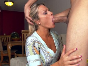 Cameron Dee Sucks A Massive Dick And Gets Her Cunt Ripped Apart