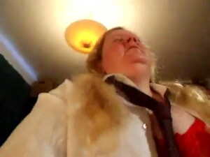 Extremely Fat And Horny Mature Slut With Ugly Flabby Belly Was Riding Cock