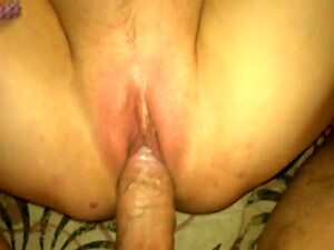 Russian Ugly Whore Got Her Shaved Cunt Fucked Missionary Style