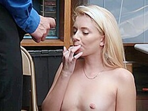 Lp Officer Banged Teen Riley's Pussy
