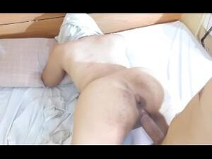 Matunog Na Puke Ng Tita Ko Habang Kinakantot - Pinay MILF Gets Fuck Slowly And Pussy Farting