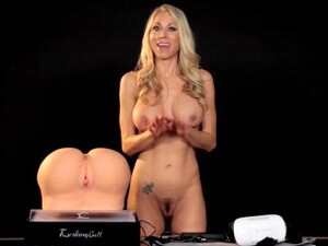 Setting Up Your Own TwerkingButt With Katie Morgan