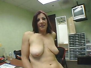 Mature With Huge Lips