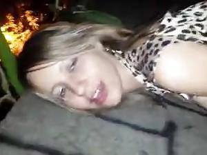 Hooker Fucked In The Yard