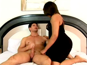 Brunette Tiffany Is Chubby Lady And Loves Fucking Missionary