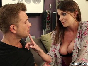 Brooklyn Chase & Bill Bailey In My Friend Shot Girl