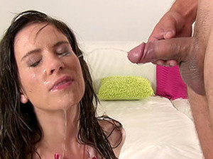 Beautiful Girl Soaked In Hot Piss And Fucked By Her Man