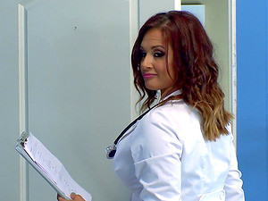 Tory Is One Of Those Nurses Who Just Love To Do The Cock Riding